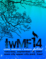 IWMF 2007 (design by Laurie Haag)